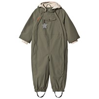 Mini A Ture Wisto Coverall Deep Green Deep Green