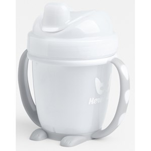 Image of Herobility HeroSippy Training Cup 140 ml White (3125328249)