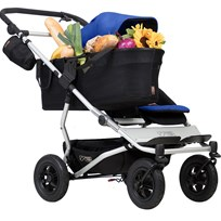 Mountain Buggy Singelvagn, Duet v.3, Marine Blue