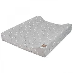 NG Baby Woods & Fairytales Standard Changing Pad Fairytale Grey