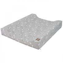 NG Baby Woods & Fairytales Standard Changing Pad Fairytale Grey Grå