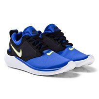 NIKE Blue Black and White Nike Lunar Solo Running Shoes 404