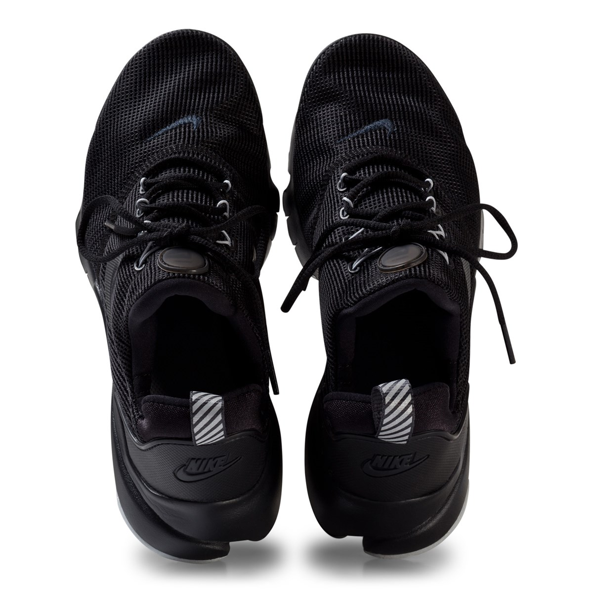 NIKE Presto Fly Junior Shoe BlackAnthracite Babyshop.dk