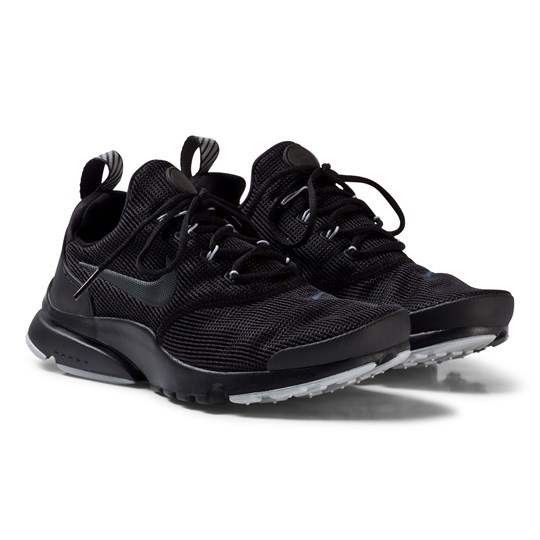 NIKE Presto Fly Junior Shoe Black/Anthracite 008