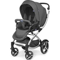 Chicco Sittvagn, Artic, Anthracite Musta