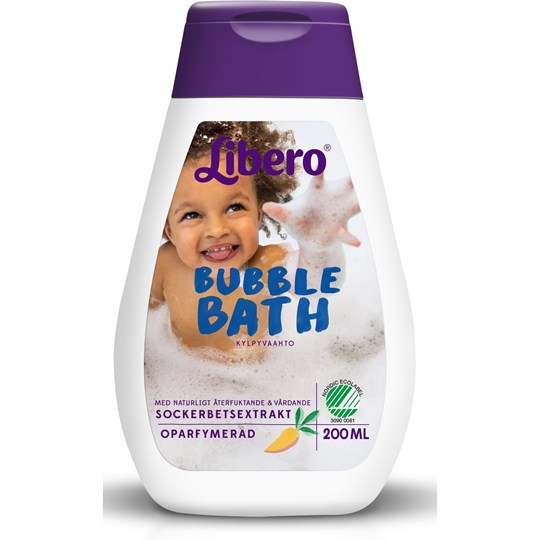 Libero 200 ml Bubble Bath Multi