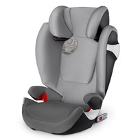 Cybex Solution M-Fix Car Seat Manhattan Grey 2018 Manhattan Grey