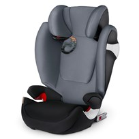 Cybex Solution M-Fix Car Seat Pepper Black 2018 Pepper Black