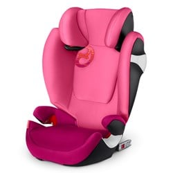 Cybex Solution M-Fix Car Seat Passion Pink 2018