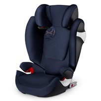 Cybex Solution M-Fix Car Seat Denim Blue 2018 Denim Blue