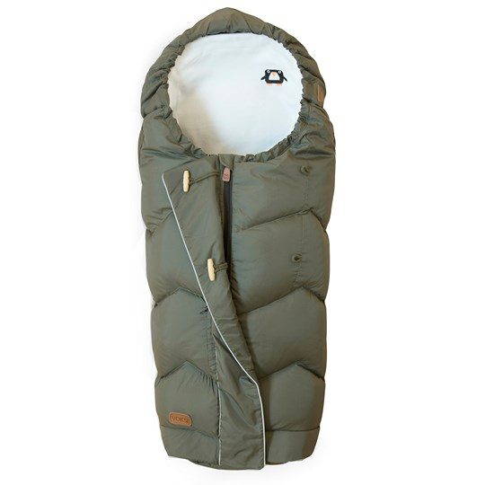 Voksi City Footmuff Olive Green Green