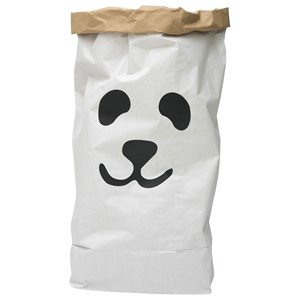 Image of Tellkiddo Panda Paper Bag (2959877741)