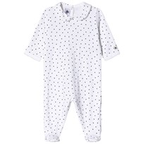Petit Bateau Footed Baby Body