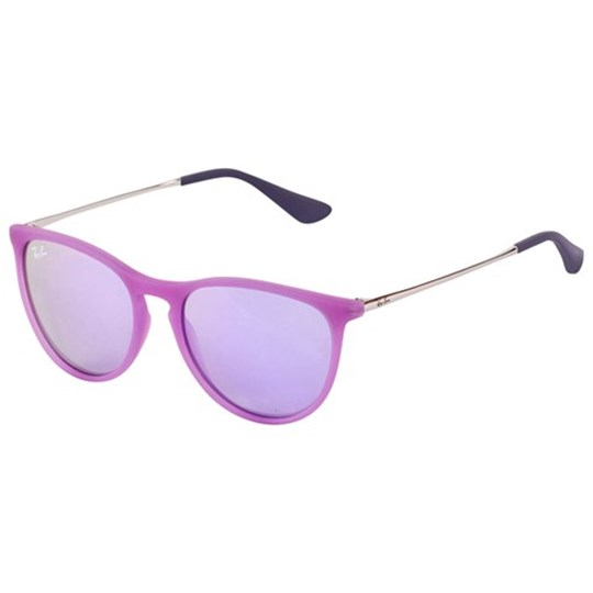Ray-ban Violet Rubber Sunglasses 70084V
