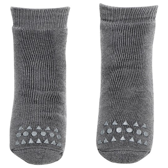 GoBabyGo Socks Grey Black