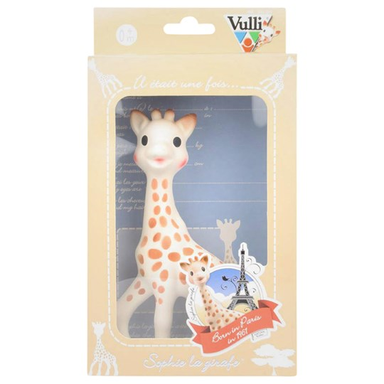 Sophie The Giraffe Sophie The Girafe Gift Box Multi