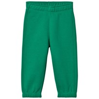 United Colors of Benetton Jersey Jogger With Logo Detail On Back Pocket Green Green