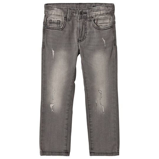 Distressed Jeans Grå - United Colors of Benetton - Babyshop 7bc6cfd0cd5d9