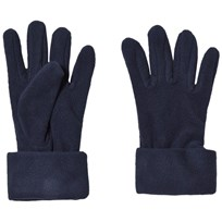 United Colors of Benetton Fleece Gloves Navy Navy