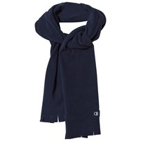 United Colors of Benetton Fleece Scarf Navy Marinblå