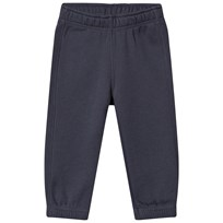 United Colors of Benetton Jersey Jogger With Logo Detail On Back Pocket Dark Grey Dark grey