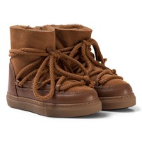 Inuikii Kids Classic Sneakers Deer BROWN