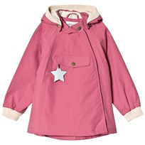 Mini A Ture Wai Jacket M Rose Wine Rose Wine