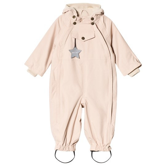 Mini A Ture Wisto Coverall Rose Dust Rose Dust