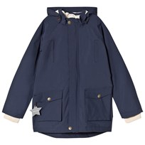 Mini A Ture Wictor Jacket K Blue Nights Blue Nights