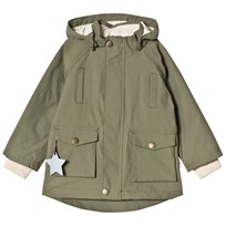 Mini A Ture Wictor Jacket K Deep Green Deep Green
