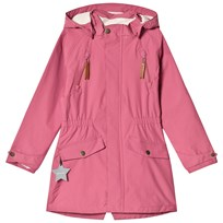 Mini A Ture Vigga Jacket K Rose Wine Rose Wine