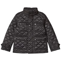 Burberry Grey Quilted Halesworth Jacket Dark grey