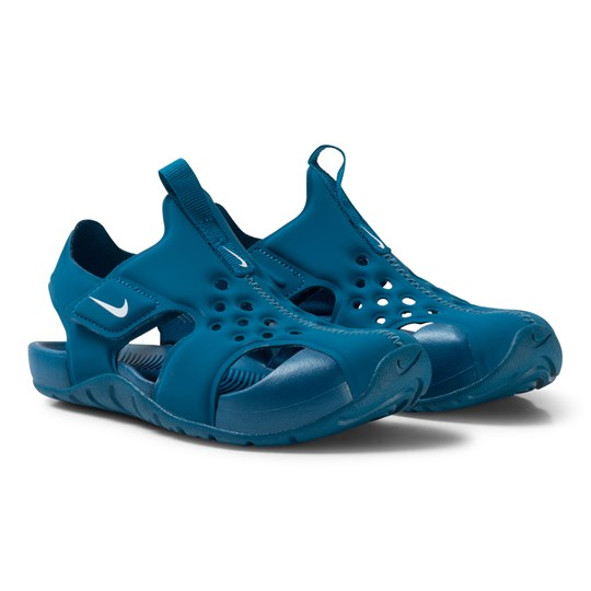 8e6116a218b91 NIKE - Sunray Protect 2 Kids Sandals Blue - Babyshop.com