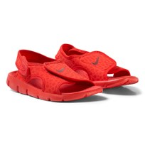 NIKE Red Nike Sunray Boys Sandals 603