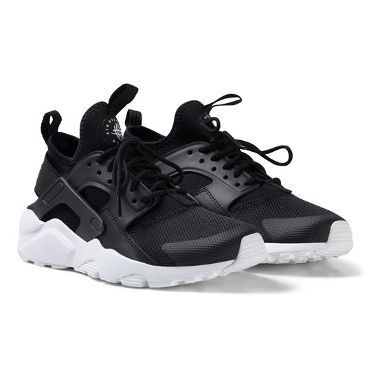 NIKE Nike Air Huarache Run Ultra Junior Sneakers Black/White 020