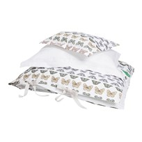 Junior Bed Set Butterfly