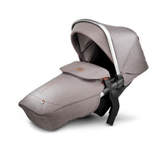 Image of Silver Cross Wave Tandem Seat Unit Sable Grey (3020093085)