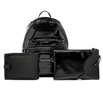 Tiba + Marl Miller Backpack Black Patent Black
