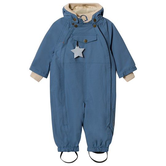 Mini A Ture Wisto Coverall Light Ink light ink