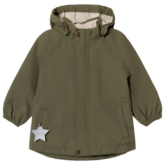 Mini A Ture Wasi Jacket, K Deep green Deep Green