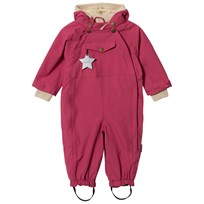 Mini A Ture Wisto Coverall Rose Wine Rose Wine