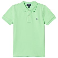Ralph Lauren Lime Pique Polo with PP 003