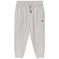 Ralph Lauren Grey Lightweight Pique Sweat Pants 001