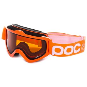 Image of POC Bright Orange POCito Retina Kids Ski Goggles (2910236747)