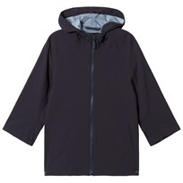 Barbour Navy Waterproof Breathable Irvine Hooded Jacket NY71