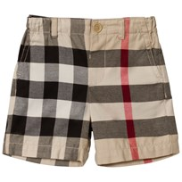 Burberry Beige Stone Sean Shorts Stone