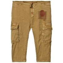 Bobo Choses Know Cargo Linen Pants Lark Lark