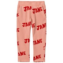 Bobo Choses Jane Sweatpants Lobster Bisque Lobster Bisque