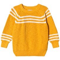Bobo Choses Knitted Sweater Banana Banana