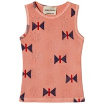 Bobo Choses Butterfly Tank Top Lobster Bisque Lobster Bisque